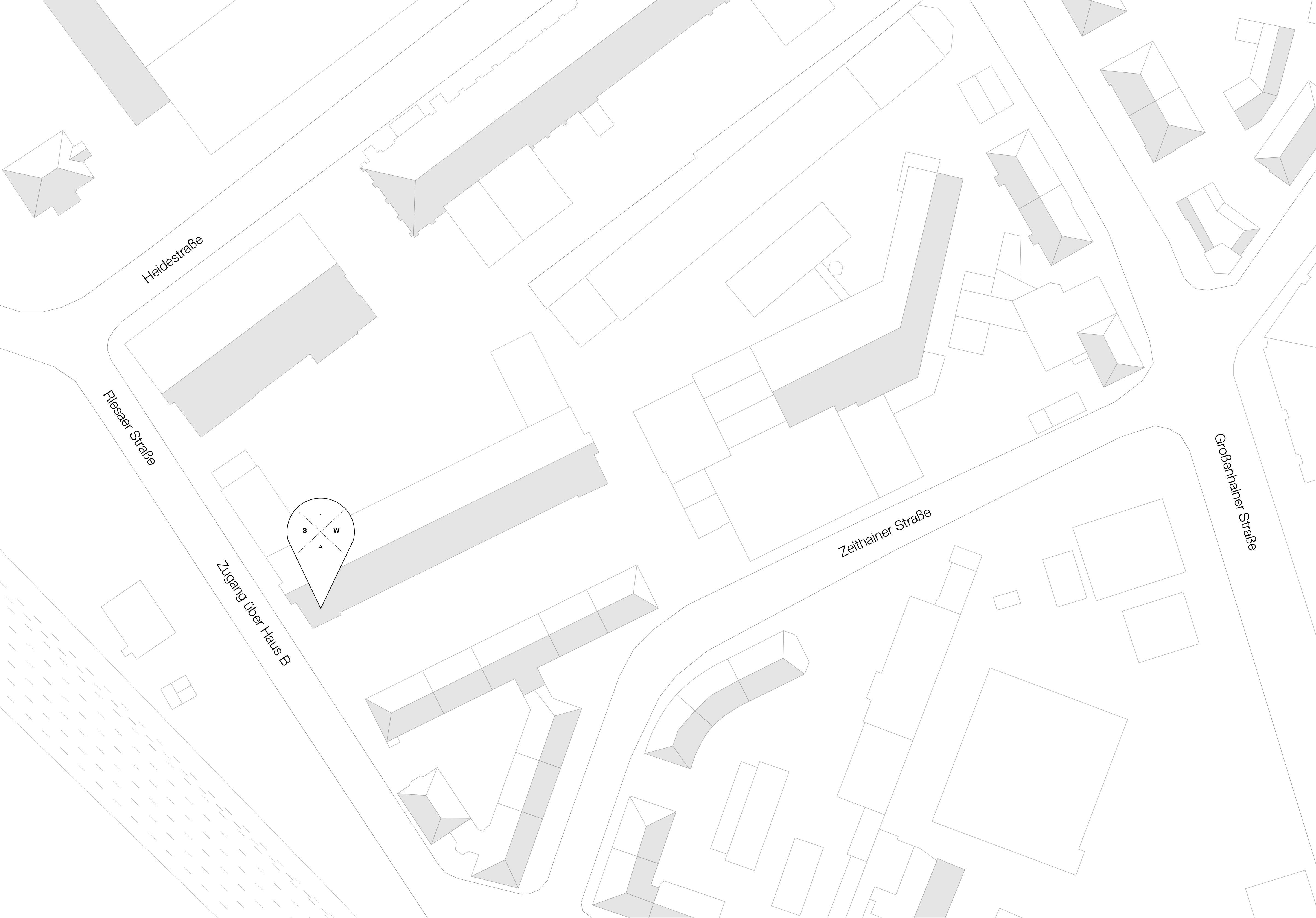 Karte Zentralwerk